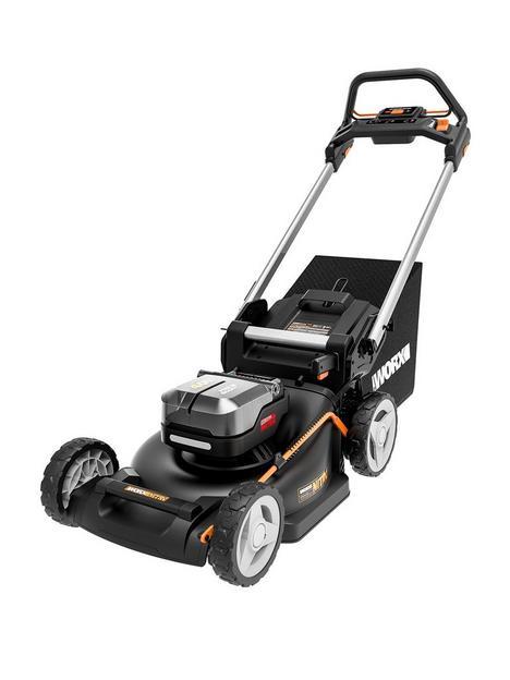 worx-worx-wg749e-40v-46cm-cordless-brushless-lawnmower