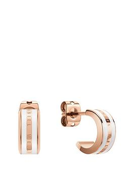 daniel-wellington-daniel-wellington-rose-gold-plated-and-white-enamel-emalie-hoop-earrings