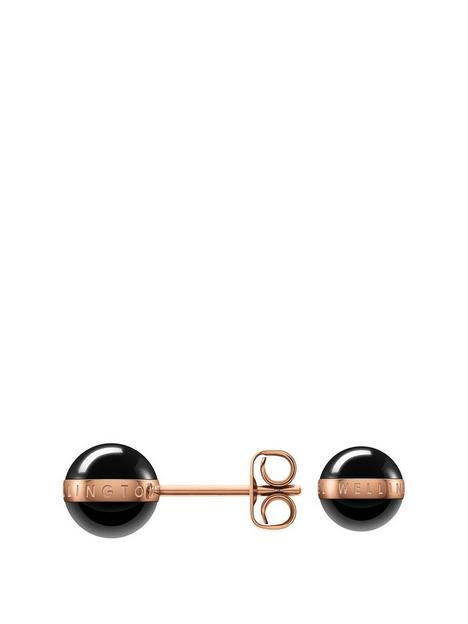 daniel-wellington-daniel-wellington-aspiration-black-ceramic-and-rose-gold-plated-stud-earrings