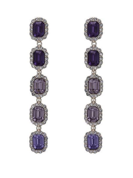 mood-rose-gold-plated-tonal-purple-drop-earrings