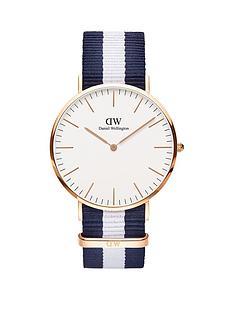daniel-wellington-daniel-wellington-glasgow-white-and-rose-gold-detail-40mm-dial-blue-and-white-stripe-nato-strap-watch