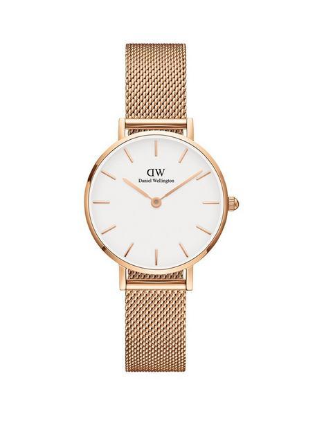 daniel-wellington-daniel-wellington-melrose-white-28mm-dial-rose-gold-stainless-steel-mesh-strap-watch