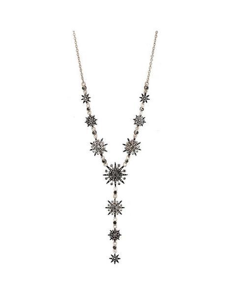 mood-rose-gold-plated-jet-crystal-celestial-y-shape-necklace