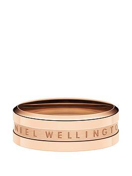 daniel-wellington-daniel-wellington-rose-gold-plated-elan-ring