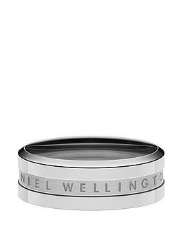 daniel-wellington-daniel-wellington-sterling-silver-plated-elan-ring