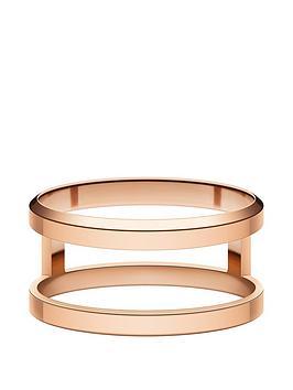 daniel-wellington-daniel-wellington-rose-gold-plated-elan-dual-ring