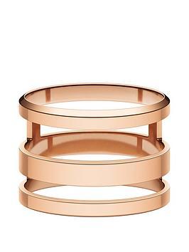 daniel-wellington-daniel-wellington-rose-gold-plated-elan-triad-ring