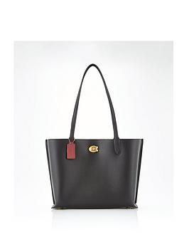 coach-willow-polished-pebble-leather-tote-bag-black