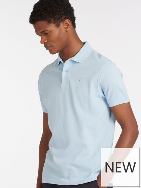 barbour-sports-polo-shirt-sky-blue
