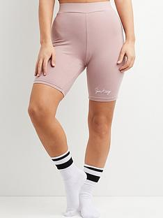 gym-king-signature-script-cycle-short-pink