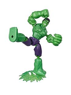 marvel-avengers-bend-and-flex-action-figure-toy-15-cm-flexible-hulk-figure-includes-blast-accessory-for-children-aged-6-and-up