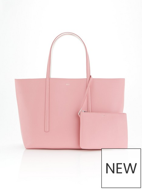 boss-taylor-leather-reversible-shopper-bag-pinkcream