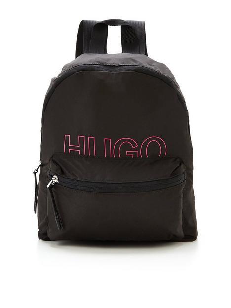 hugo-reborn-recycled-backpack-bag-black
