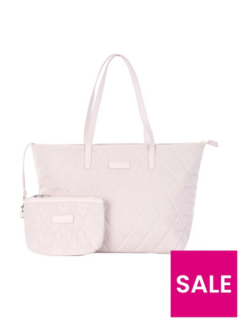 barbour-witford-quilted-tote-set-pink