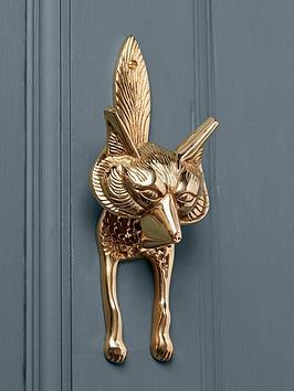 cox-cox-fox-door-knocker-solid-brass