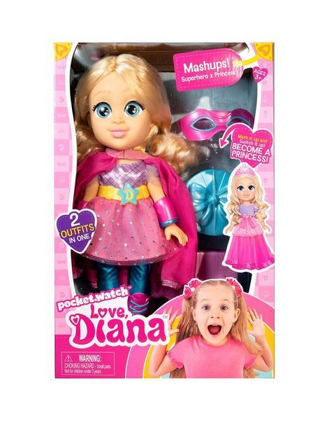 love-diana-13-love-diana-mashup-doll-princesssuper-hero