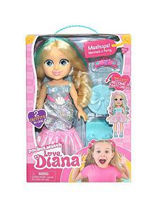 love-diana-13-love-diana-mashup-doll-partymermaid