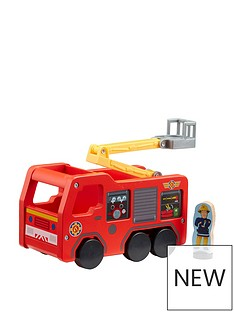 fireman-sam-wooden-jupiter-figure