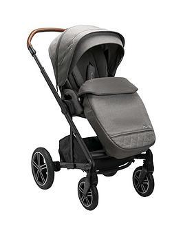 Nuna Mixx Next Stroller - Granite