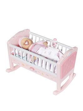 baby-annabell-sweet-dreams-crib