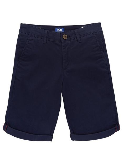 jack-jones-junior-boys-chino-shorts-navy-blazer