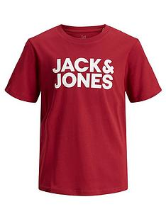 jack-jones-junior-boys-logo-short-sleeve-t-shirt-true-red