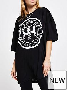 river-island-large-logo-oversized-t-shirtnbsp--black