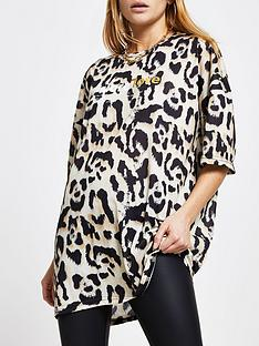 river-island-oversized-leopard-more-love-t-shirt-brown