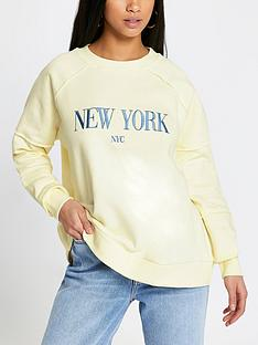 ri-petite-new-york-embroidered-sweater-light-yellow