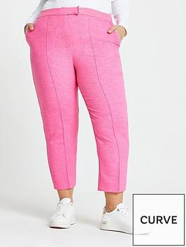 ri-plus-ri-plus-straight-leg-crop-trouser-pink