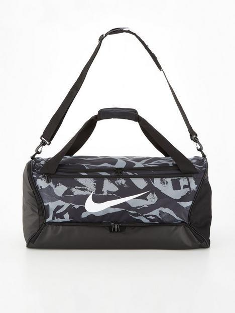 nike-training-brasilia-medium-duffel-print-bag-blackwhite