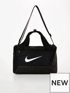 nike-training-brasilia-extra-small-duffel-bag-blackwhite