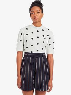 fred-perry-spot-ss-pique-t-shirt