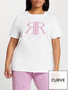 ri-plus-rirnbspembossed-lounge-t-shirt-whitenbsp