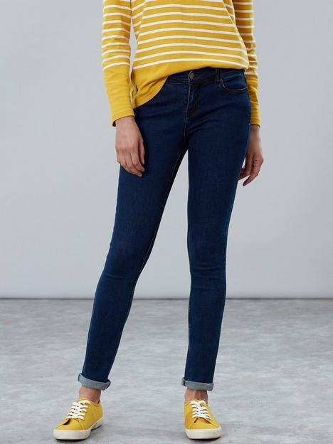 joules-high-rise-skinny-jeans-indigo