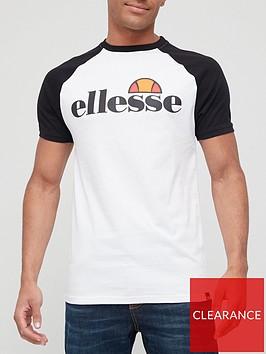 ellesse-corp-t-shirt-whitenavy