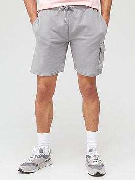 ellesse-sica-shorts-grey