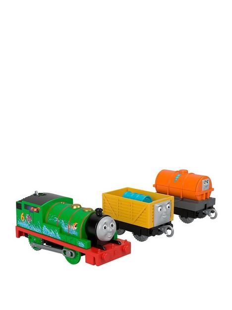 thomas-friends-large-motorised-percy-with-troublesome-truck