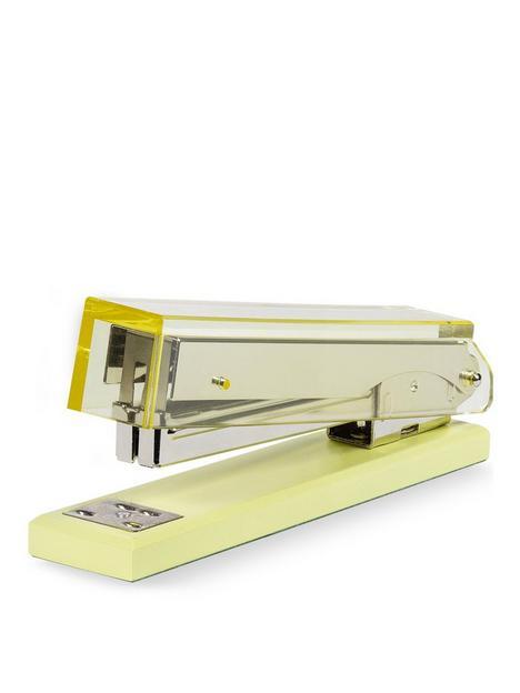 kate-spade-new-york-acrylic-colorblock-stapler-yellow