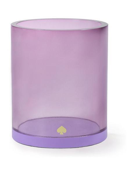kate-spade-new-york-acrylic-colourblock-pencil-cup--nbsplilac