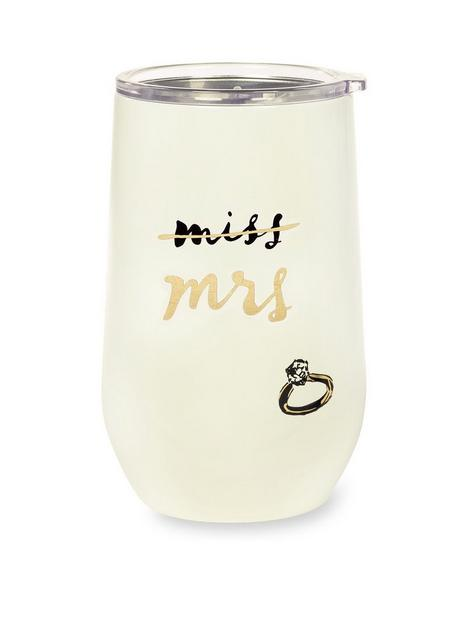 kate-spade-new-york-stainless-steel-miss-to-mrs-wine-tumbler
