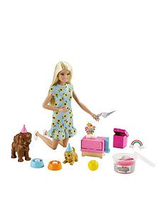 barbie-puppy-party-playset-and-doll