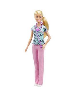 barbie-careersnbspnurse-doll
