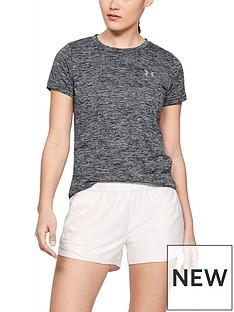 under-armour-tech-twist-t-shirt-blacksilver