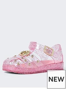 river-island-mini-mini-gitls-studded-jellie-sandal-pink