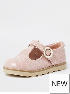 river-island-mini-mini-girls-patent-chunky-shoenbsp-nbsppink