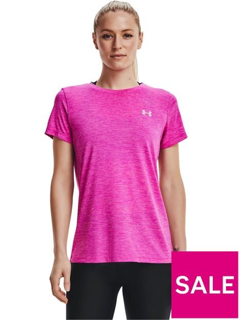 under-armour-tech-twist-t-shirt-pinksilver