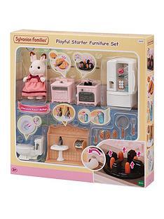 sylvanian-families-sylvanian-families-playful-starter-furniture-set