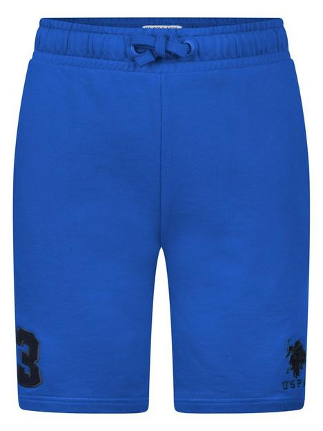 us-polo-assn-boys-player-3-sweat-short-blue