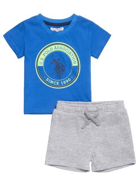 us-polo-assn-toddler-boys-graphic-t-shirt-short-set-bluegrey